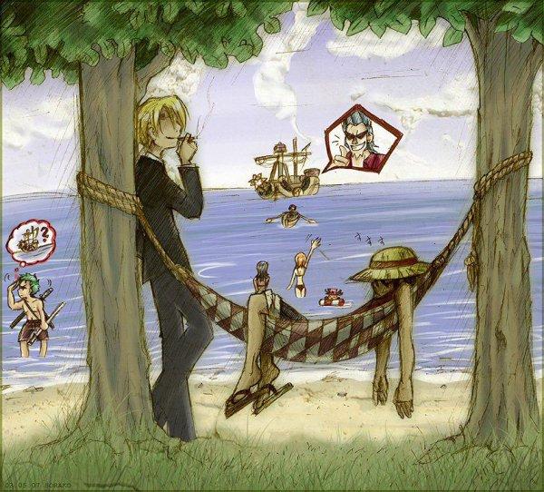 Sommaire de One Piece !