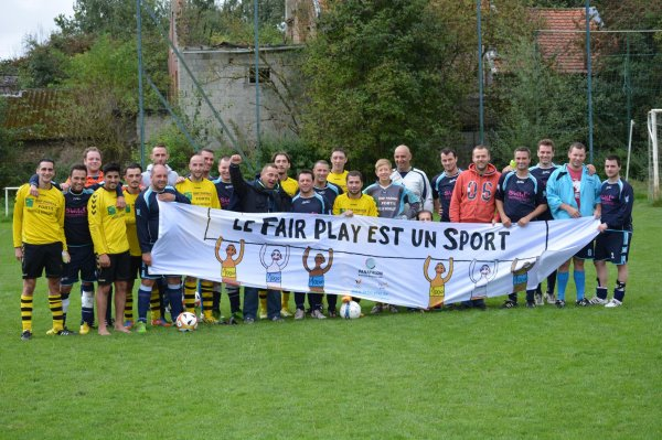 Fair play des réserves d Horion/Villers