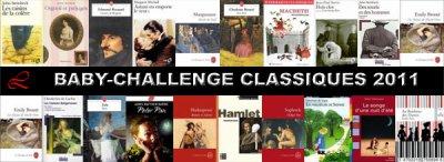 Baby-Challenge Classique!