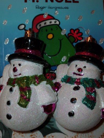 Swap Noël en hiver