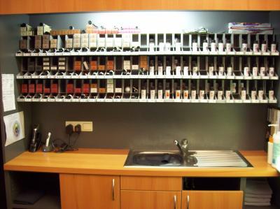 le laboratoire de preparation w2coiffure