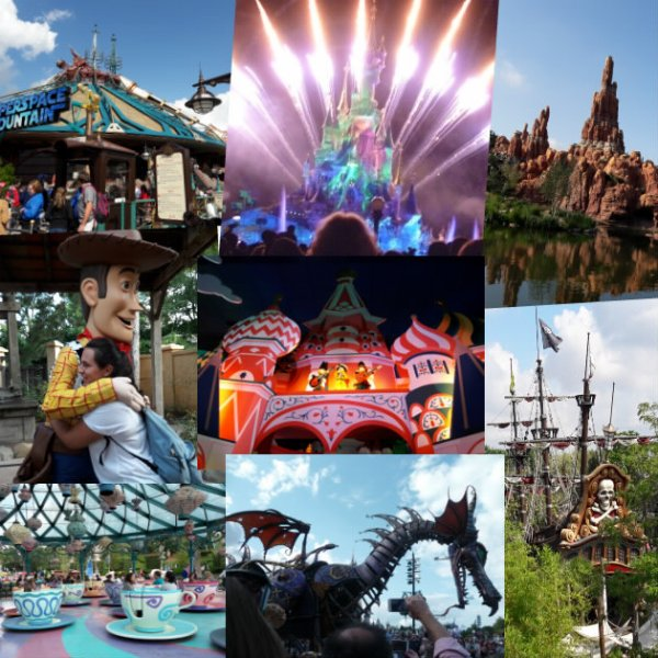 Voyage à Disney