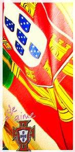 Estou orgulhoso do meu país, mas estou origem Português eu permaneço