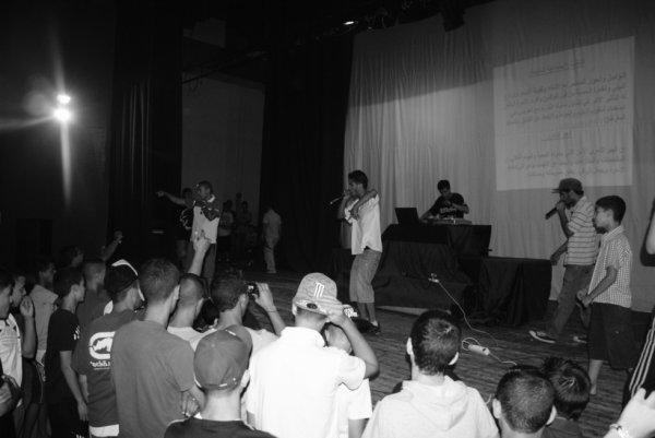 gala musical 100% rap