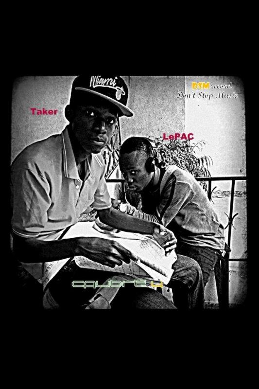 Tofs du groupe de rap CALIBRE 4