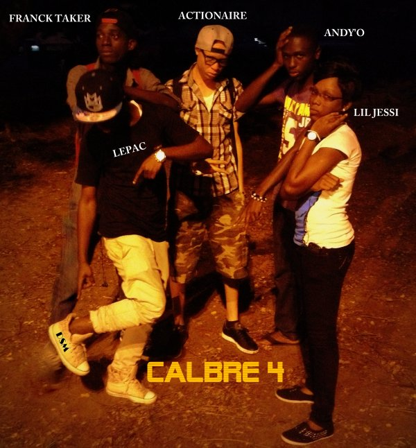CALIBRE 4 - Garde la rime
