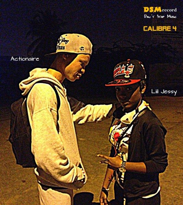 Actionaire & Liil Jessy de CALIBRE 4