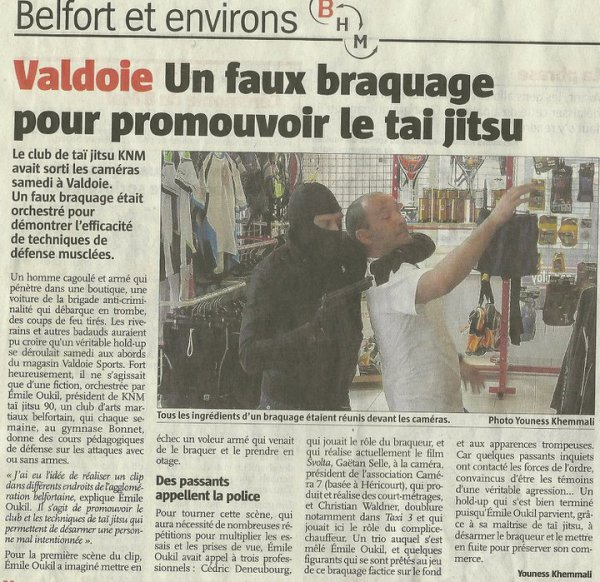 Article de presse LEPAYS
