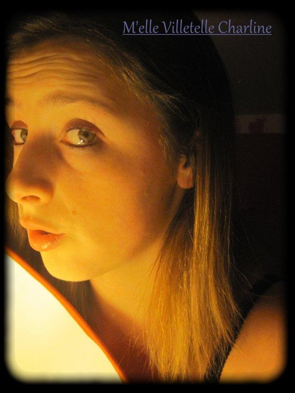 _J'ai envie de croire aux contes de fées. Au moins, tout finit bien dans ces histoires là_ ♥