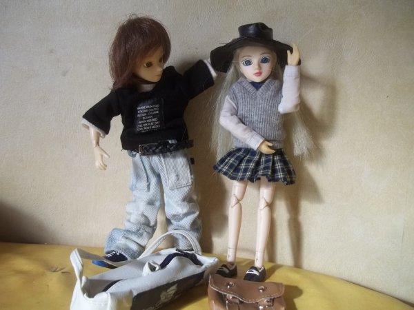 Classmate Takeru (Jim)