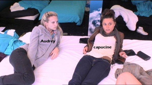 Capucine & Audrey