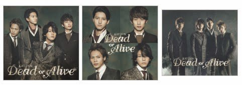 Single Dead Or Alive