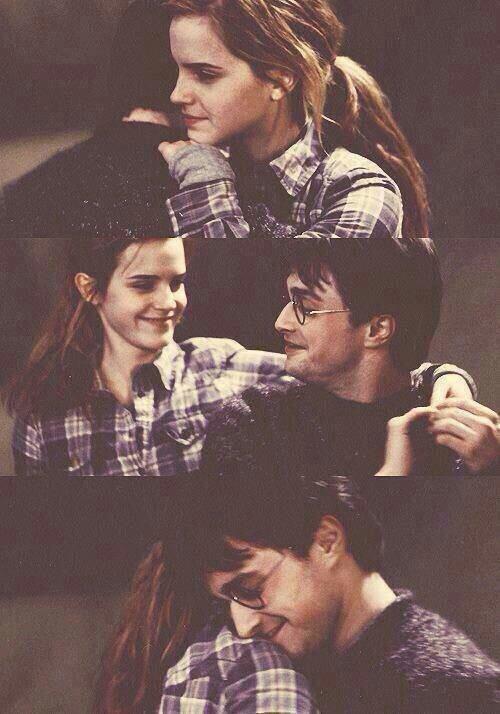 Harry et hermion