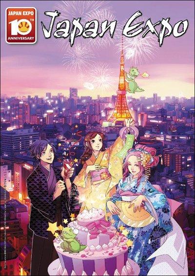 Fiche Culture numero cinq : La japan expo.