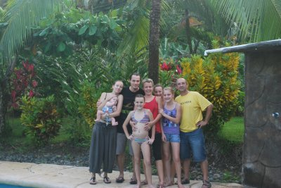 Visite de Paco ,Caro & Seb
