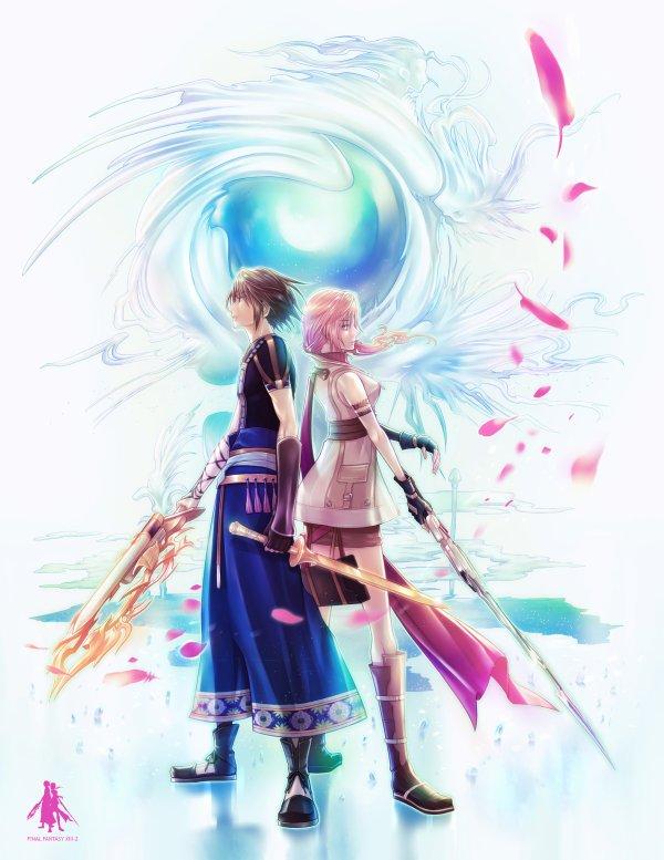 Final Fantasy XIII-2 ...Et peut être bientôt un XIII-3 ?