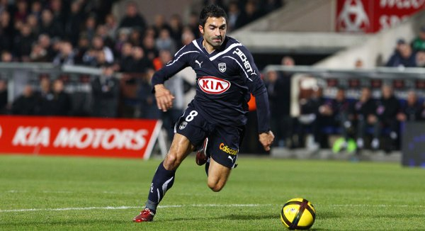 Maillot 2010-2011 porté par Fahid Ben Kalfallah  porté en Ligue 1