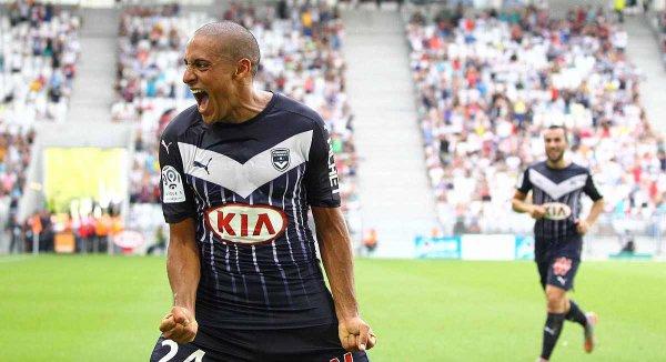 Maillot 2015-2016 porté Par Whabi Khazri en Ligue 1 contre le Fc Nantes