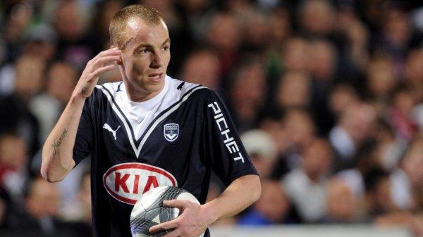 Maillot 2009/2010 porté Par Mathieu Chalmé en Ligue 1