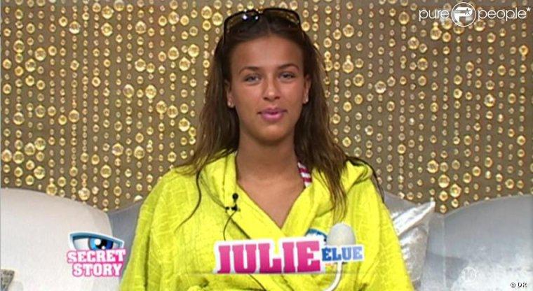 Secret Story 4 : Julie