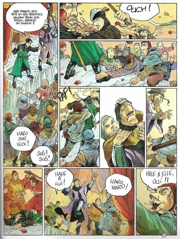 La esmeralda 1. Opus délit