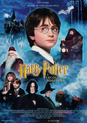 La série de Harry Potter( Joanne Kathleen Rowling (J.K.Rowling))