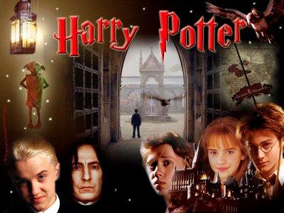 les fictions que j'ai lu  sur la saga d'Harry Potter