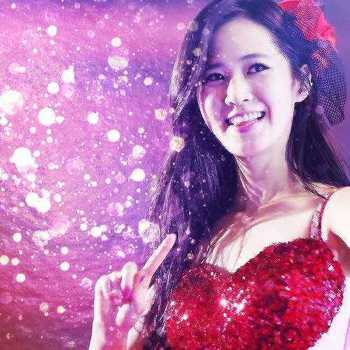 Happy Birthday Yuri [Girls' Generation] 2014/12/5
