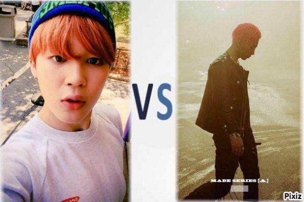 Jimin vs Taeyang !