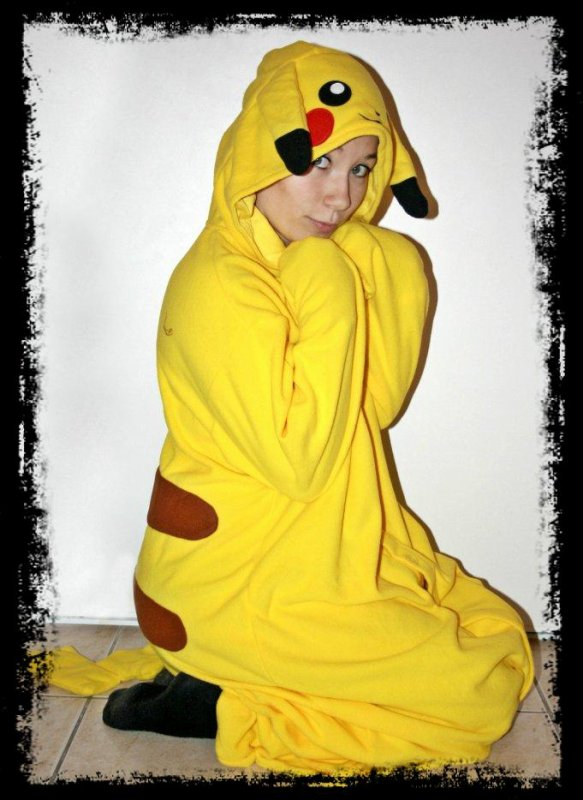 Cosplay Pikachu de Pokemon