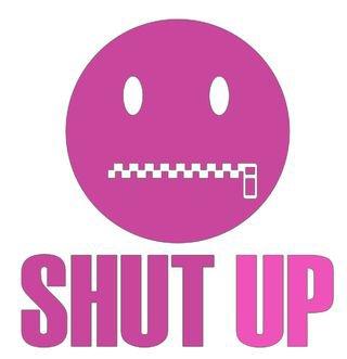 Ce serait tellement bien si certaines personnes pouvaient fermer leur gueule desfois.. --'