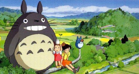 Totoro reviens à Paris