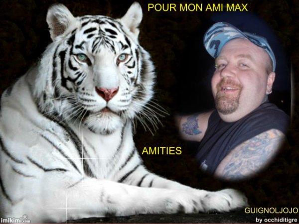 CADEAU POUR MON AMI MAX