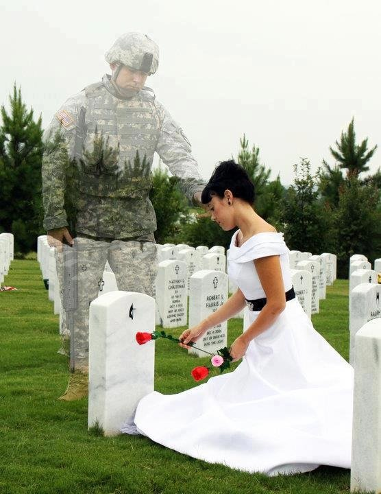 Être femme de militaire