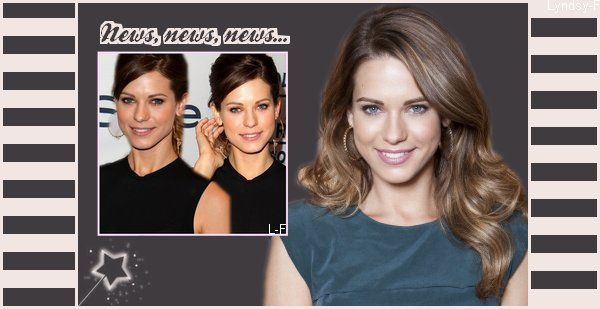 Lyndsy Fonseca était à la InStyle and Hollywood Foreign Press Association's Toronto International Film Festival Party. Photos.