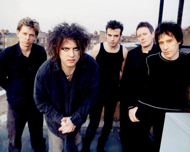 The Cure, groupe de rock britannique.