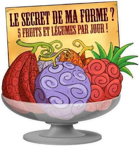 5 fruit du demon par jour