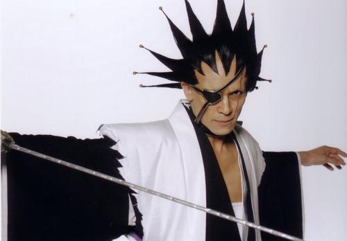 kenpachi cosplay
