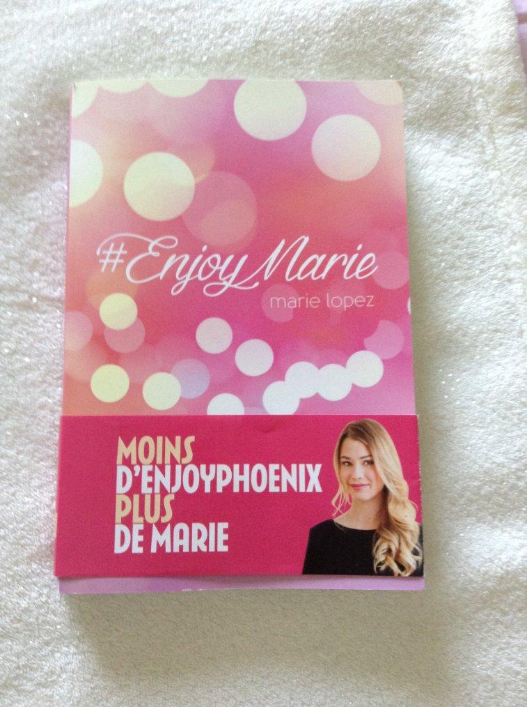 #EnjoyMarie