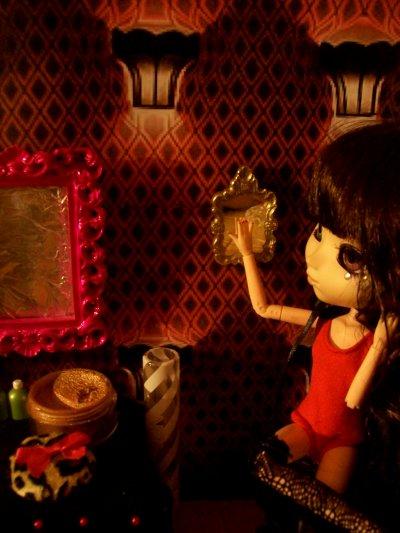 ~ Dans les coulisses de mon cabaret...~