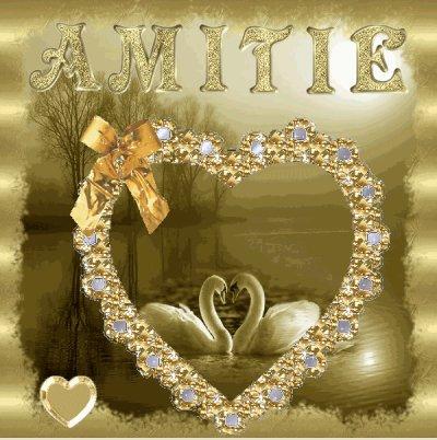 l'amitie !!!!
