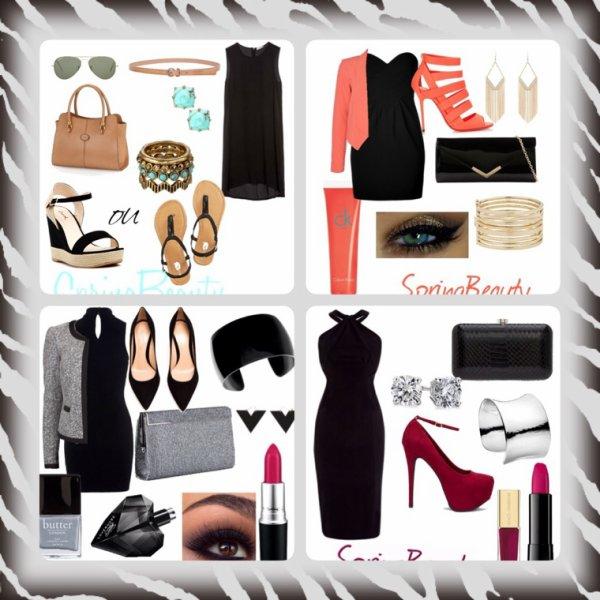 Little Black Dress Rfrence Au 1d Lol Blog De Springbeauty