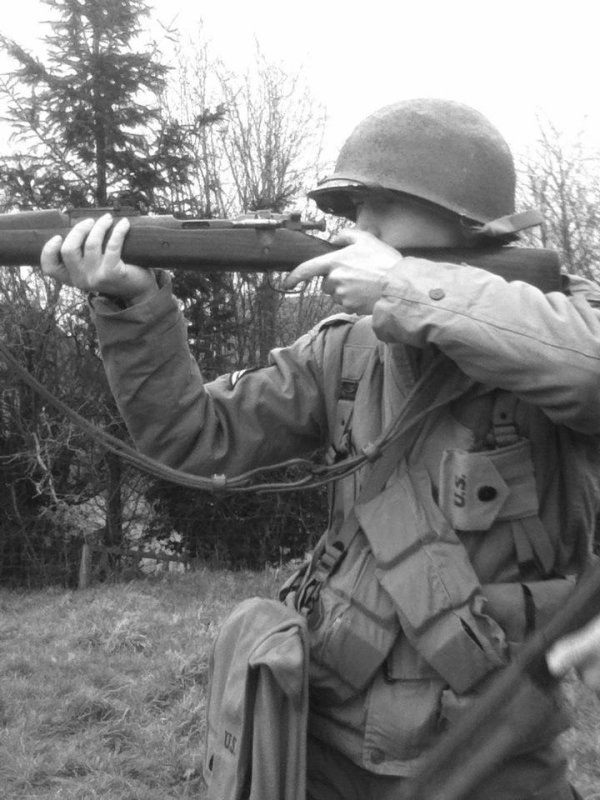 Tenue infanterie