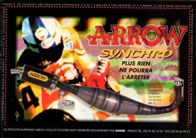 Arrow Synchro