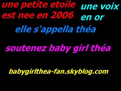 100 com rien que pour bgt(babygirl thea) svp !!! (l) je vous aime