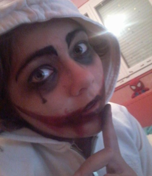 Je suis Jeff the Killer (dites bonjour au cosplay pourri !)