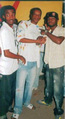 Guyguy , Moi et Kabeya