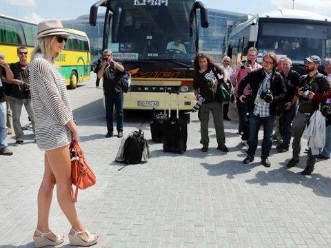 Football : EURO 2012 : Allemagne : Les compagnes de Khedira et Gomez en Pologne