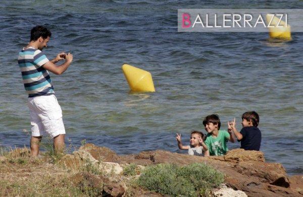 Football : Gonzalez -Sanz : Retour en Espagne pour les vacances