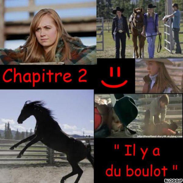 """Chapitre 2  """" Il y a du boulot """""""